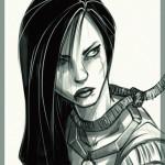 Daily 001 - Pocahontas