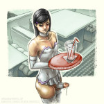 sabudenego-245754-The_Waitress