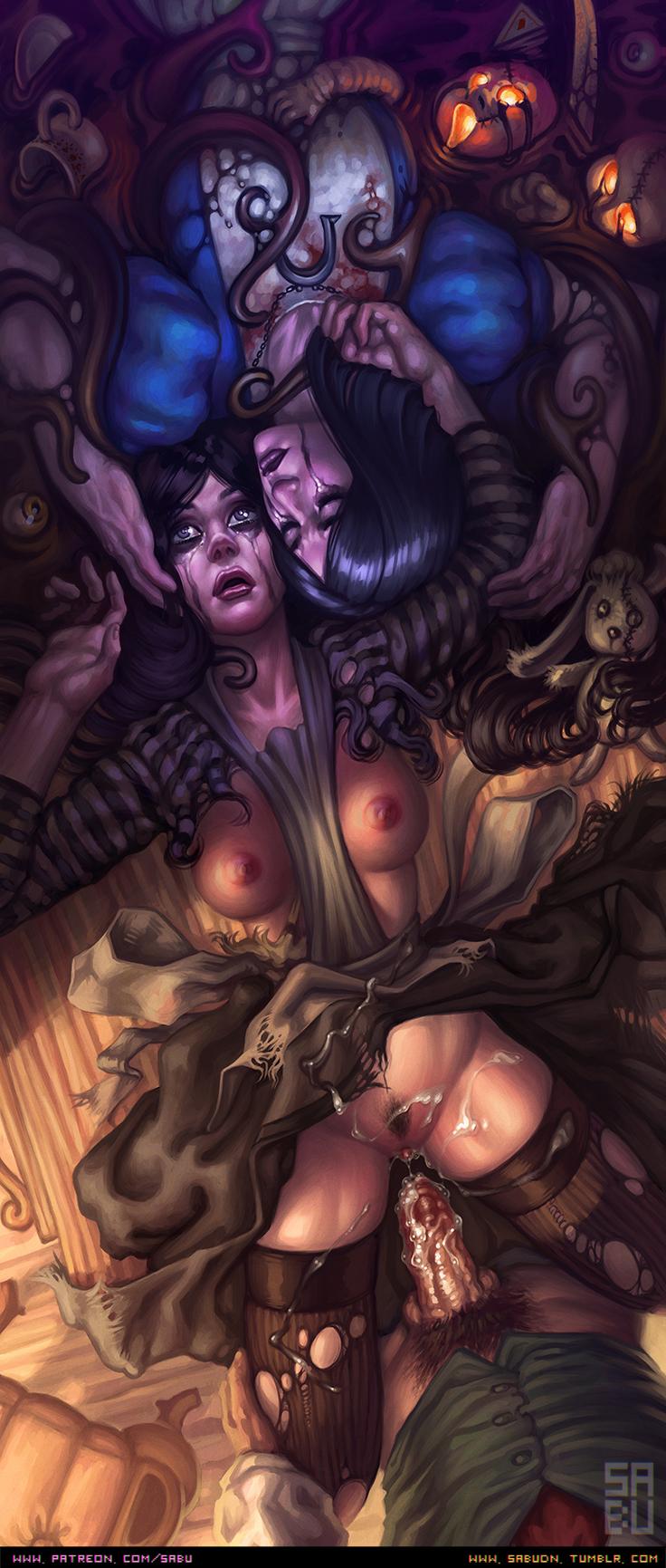 Alice's Bad Ending – Death of Wonderland