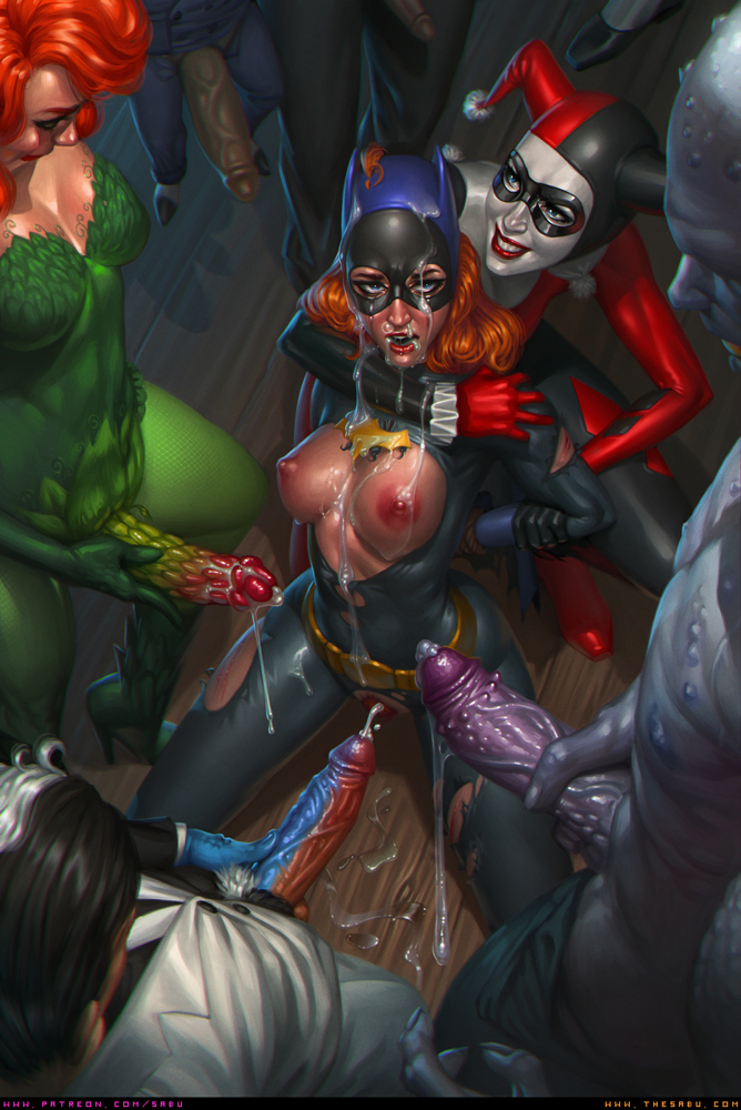 Batgirl's Bad Ending – I've Got Batgirl in My Basement
