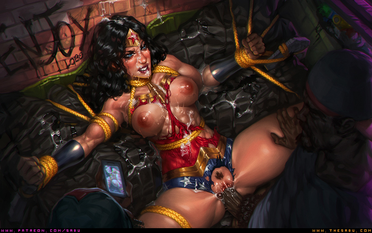 Bad-Ending: Wonder Woman