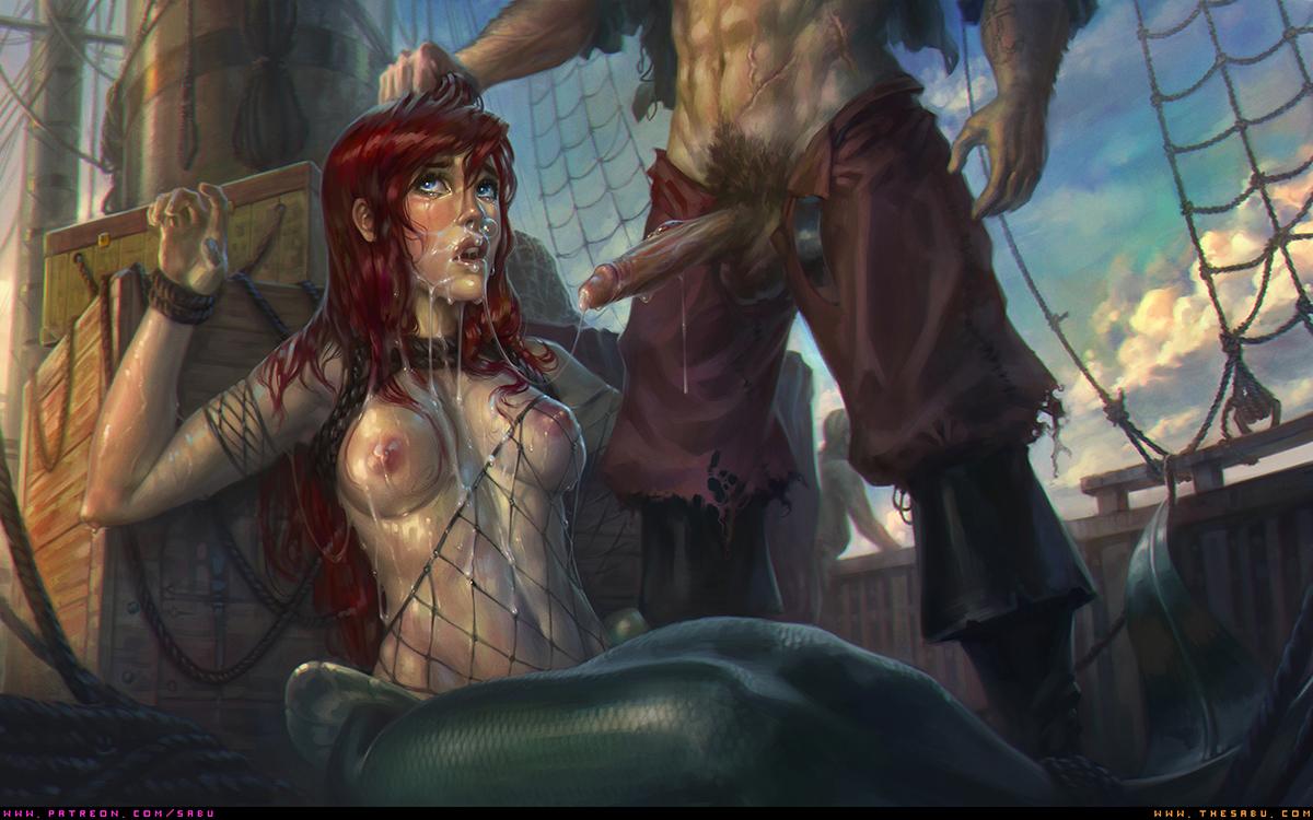 Bad-Ending: Ariel